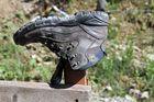 Verlorener Schuh am Wanderweg in Oberstdorf
