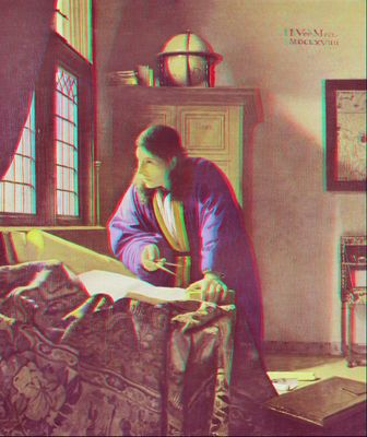 Vermeer: Der Geograph 3D