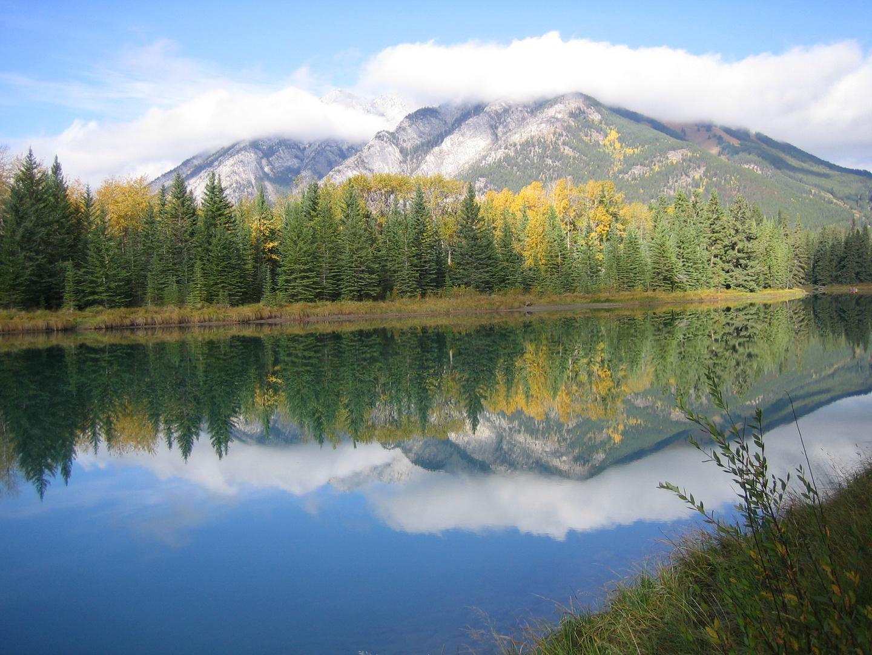 Vermillion Lake, Banff, Canada 2006