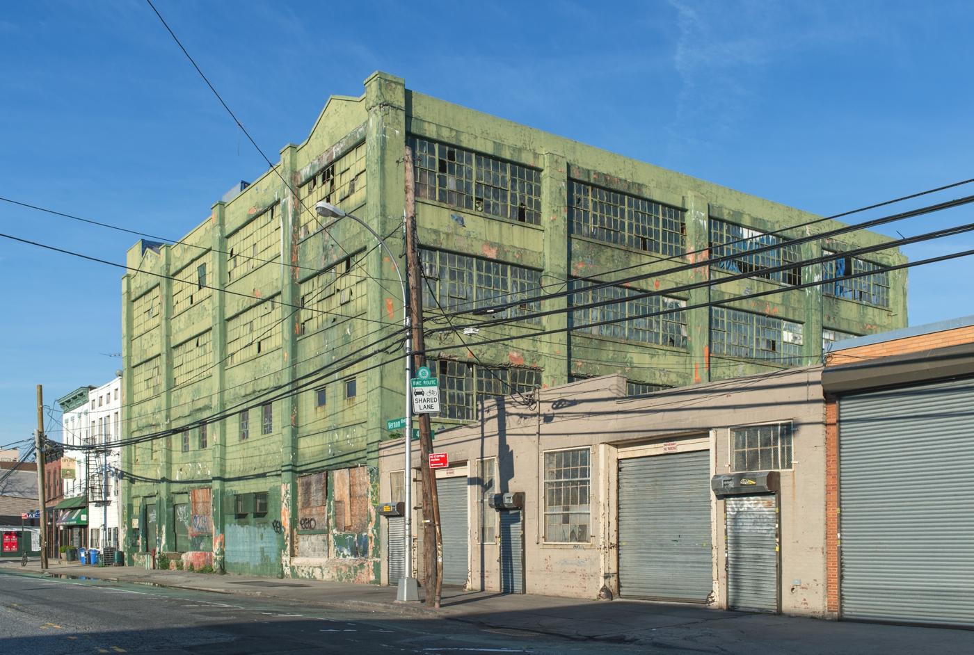 Vernon Boulevard Queens