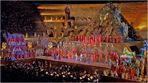Verona - Opernfestspiele - Aida Bühnenbild.
