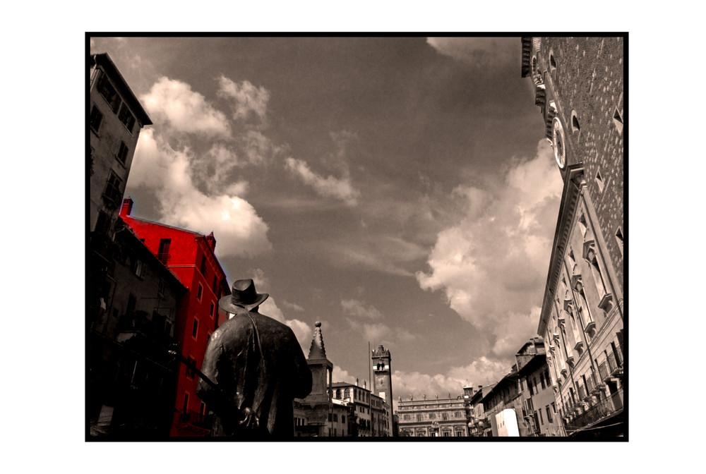 Verona-Piazza Erbe