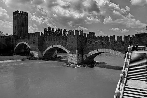 Verona Ponte Scaligero