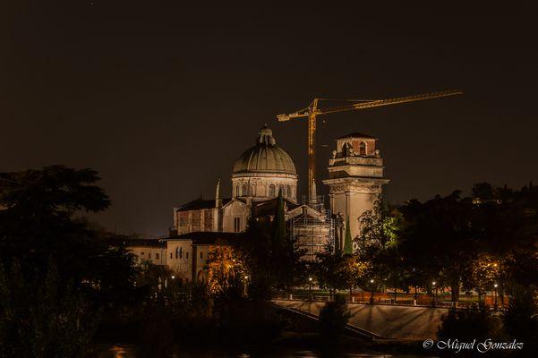 Verone Cattedrale di Santa Maria Matricolare il Duomo