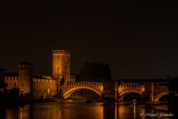 Verone Ponte Scaligero Castelvecchio