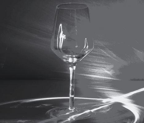 verre a pied
