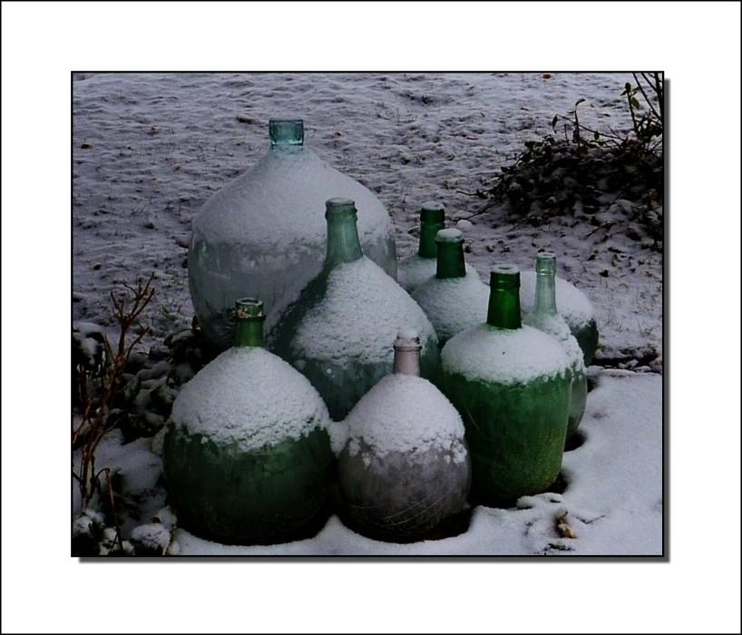 verreries hivernales !!!