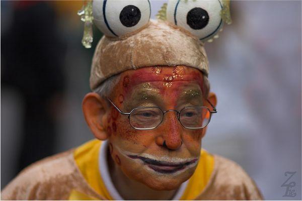 Verrückter Frosch (Rio de Berlinho 1)