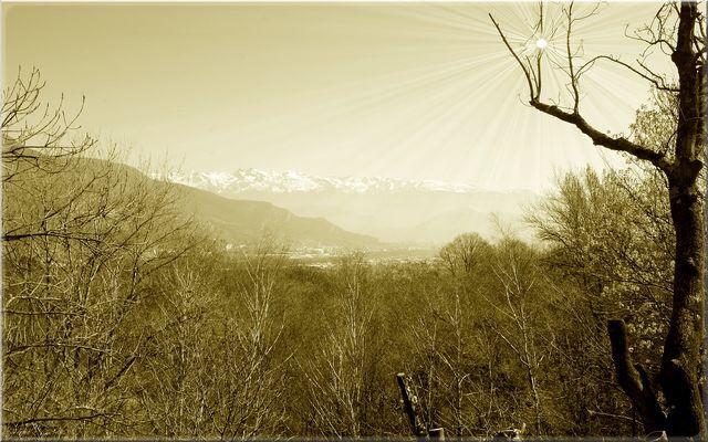Vers Grenoble