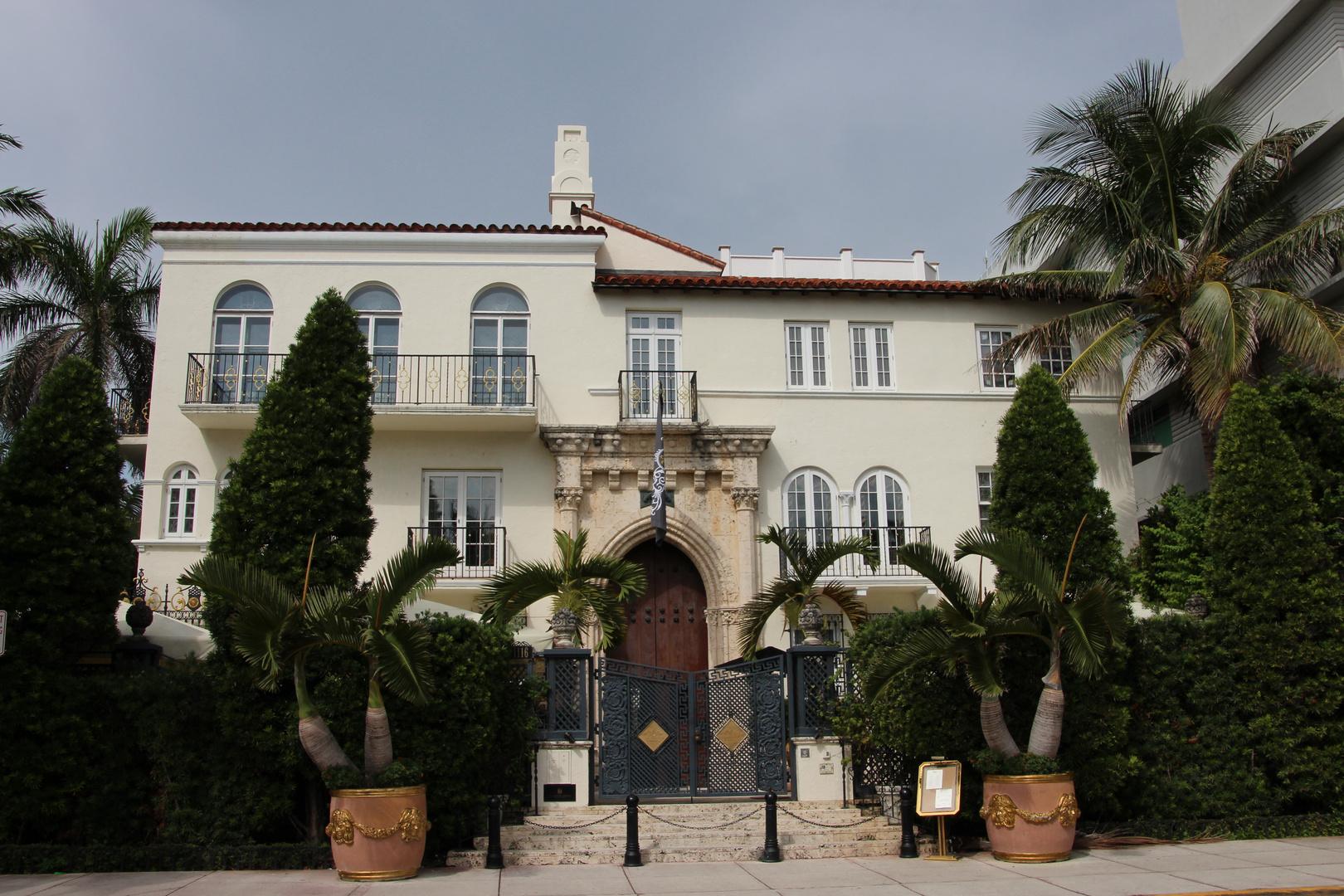 Versace House am Ocean Drive