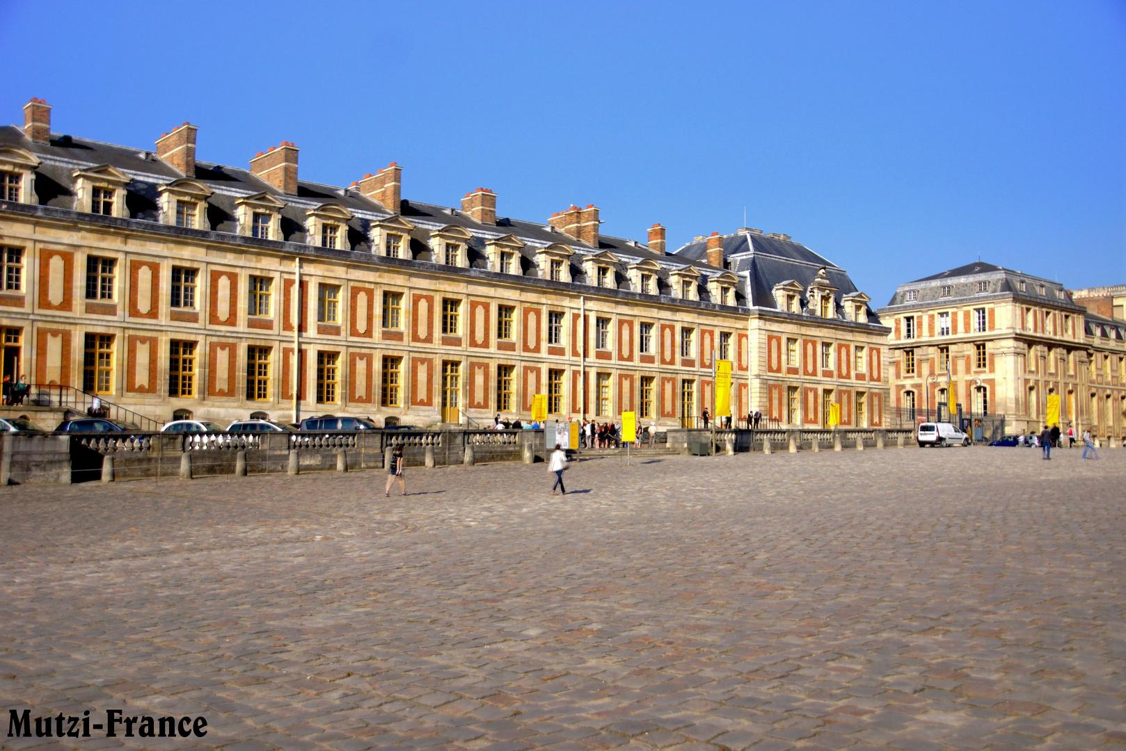 Versailles !