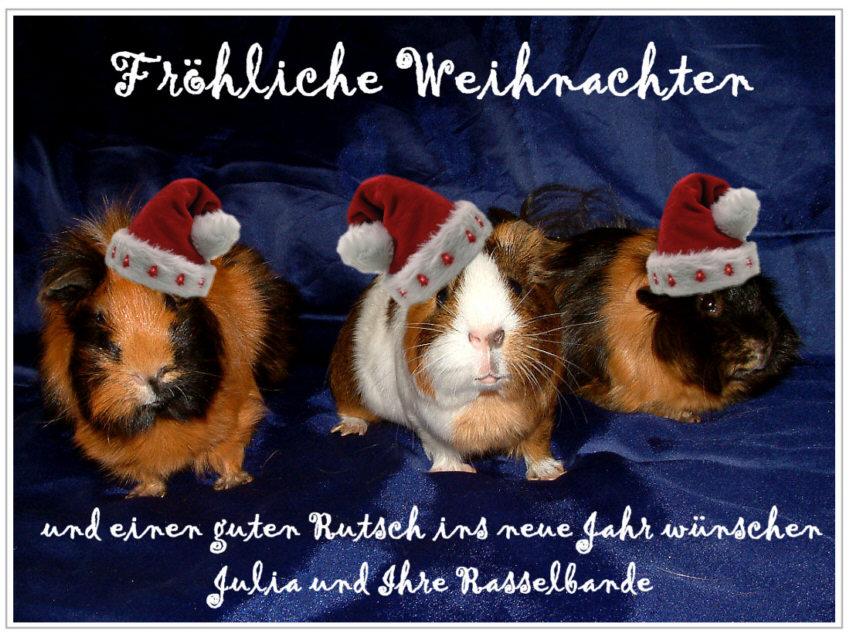 Versaute Weihnachtsgrüße ;-)