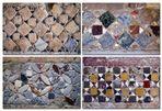 Verschiedene Mosaiken, St. Nicolaus Kirche in Demre(Myra)