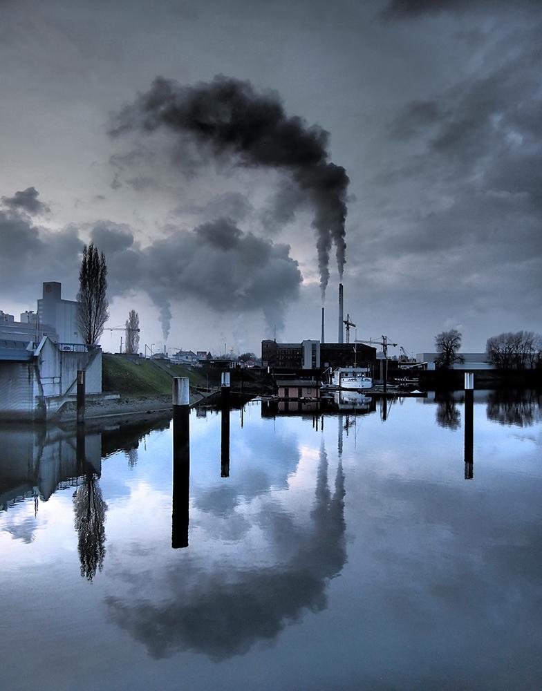 Verschmutzung²
