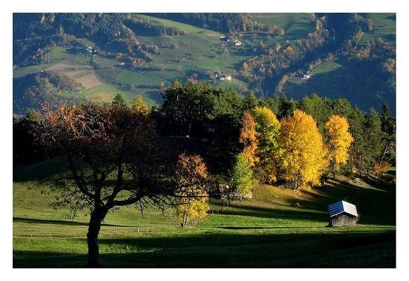 Verschwenderisch schöne Herbsttage