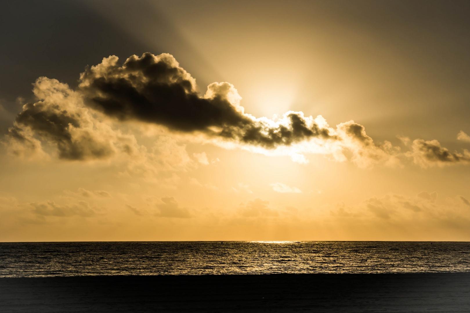 Versteckspiel der Sonne