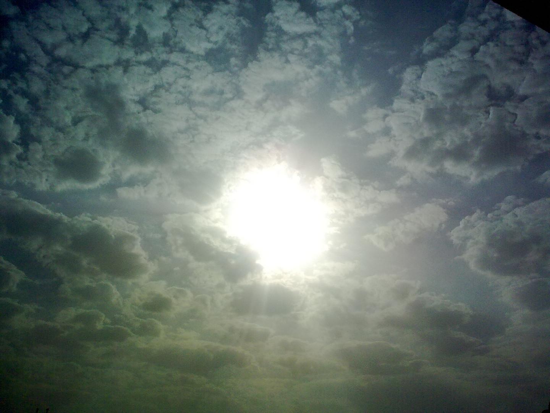 Versteckte Sonne