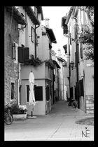 versteckte Winkel und Gassen in Grado
