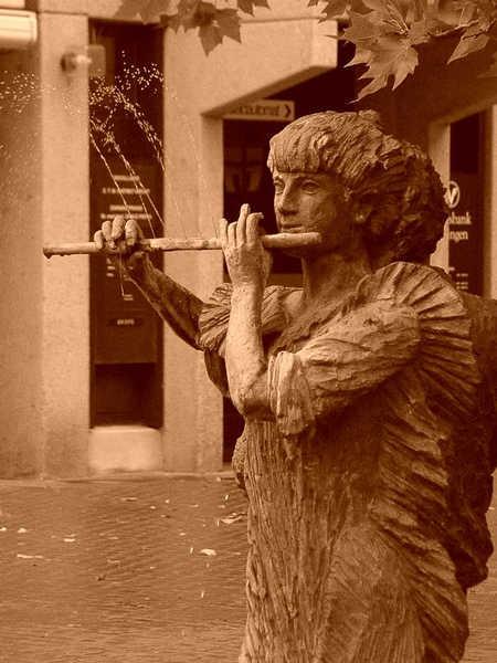 Versteinerte Flöte