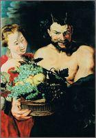 Versuch von einer Rubens - Kopie