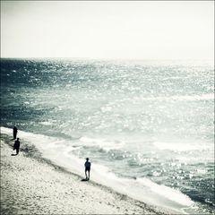 Versuchung der Sonne sich dem Meere zu nähern
