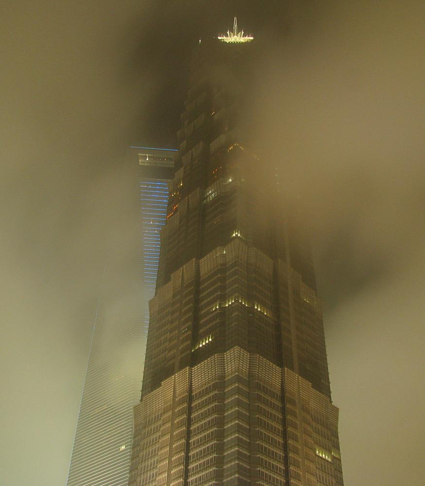 Versunken im Nebel II