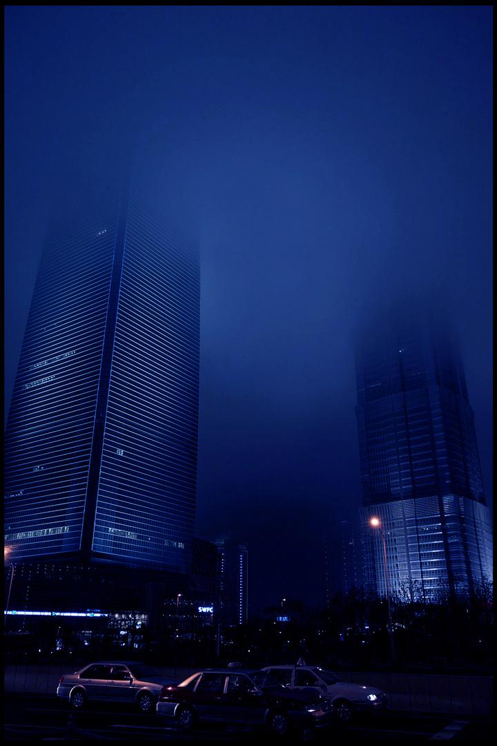 Versunken im Nebel III