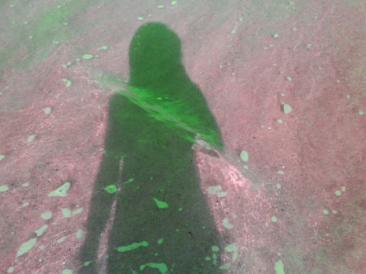 vert et rose