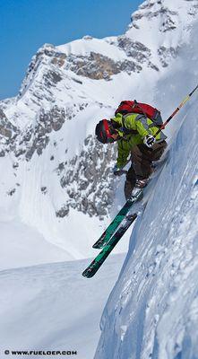 Vertical @ Arlberg