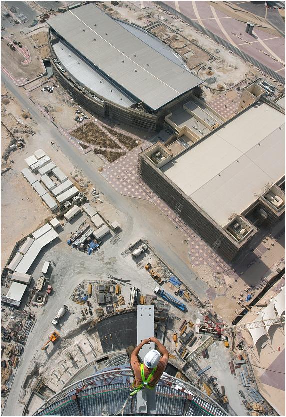 Vertigo#2, Sports City Tower Project, Qatar
