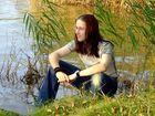 Verträumt am Ufer
