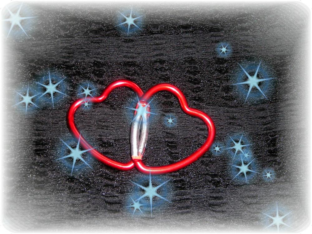 Verträumte Herzen