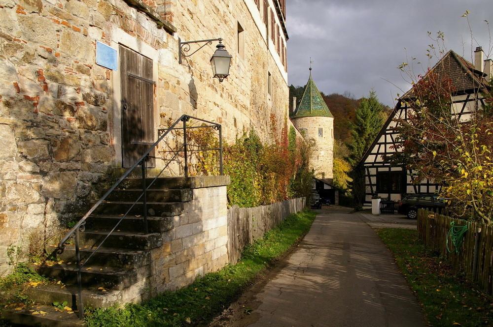 Verträumtes Bebenhausen