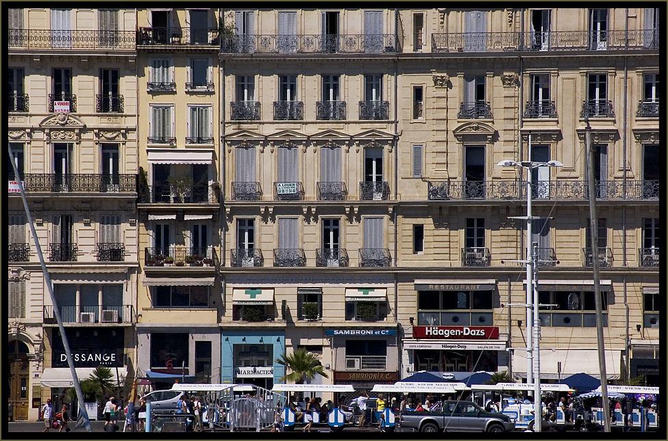 Verwirrendes Marseille
