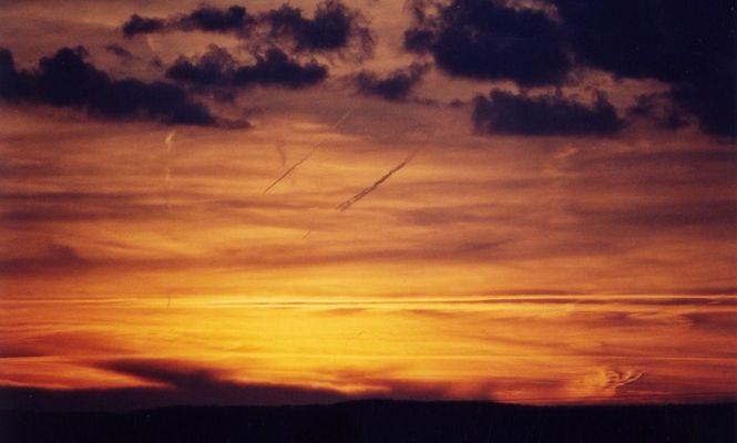 Verwundeter Himmel