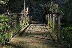 Verwunschene Brücke in Alt Ratingen
