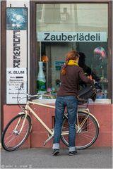 verzaubert in Basel