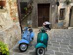 Vespa, An Italian Icon...