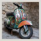 Vespa in Taormina
