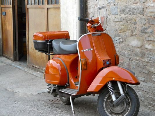 Vespa LX Italien
