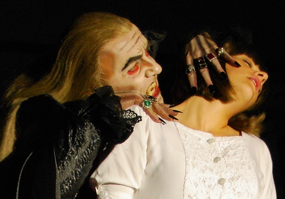 Vesperzeit bei Tanz der Vampire