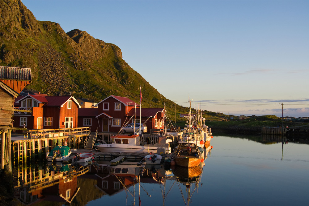 Vesterälen, Norwegen