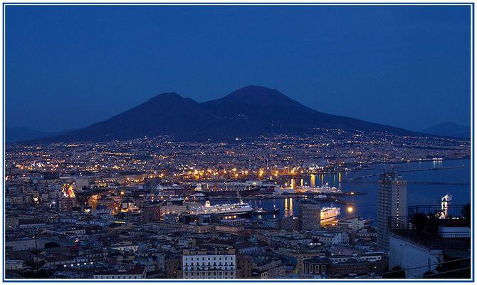 Vesuv - Neapel