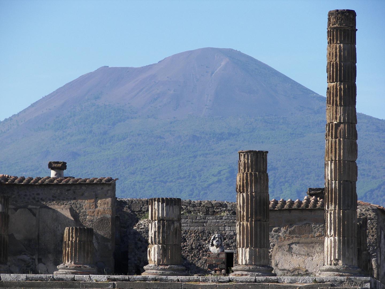 Vesuv / Pompeji
