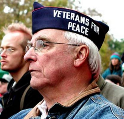 Veteran for Peace