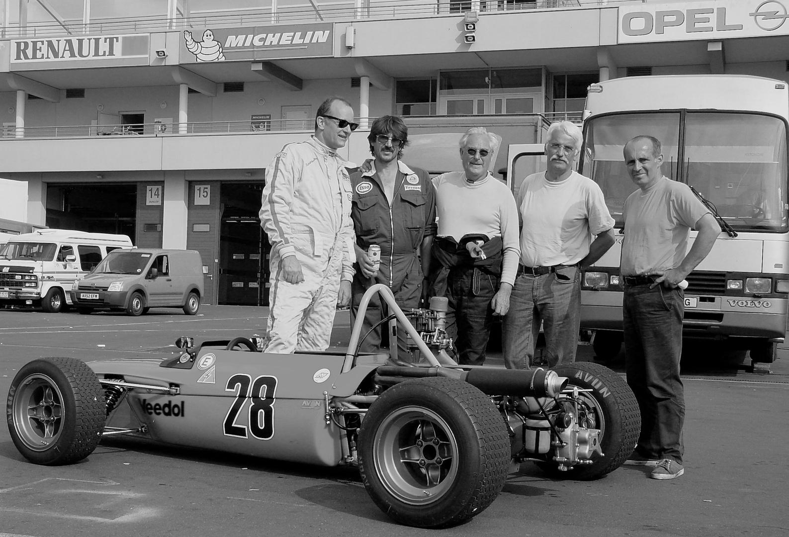 Veteran Racing......