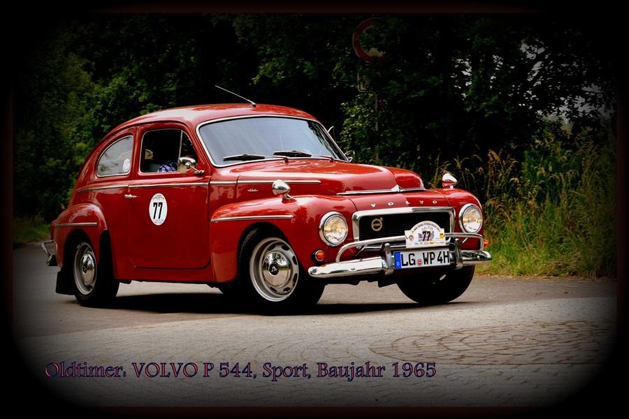 Veteran Rallye