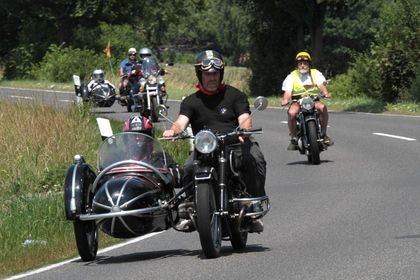 Motorrad- Legenden