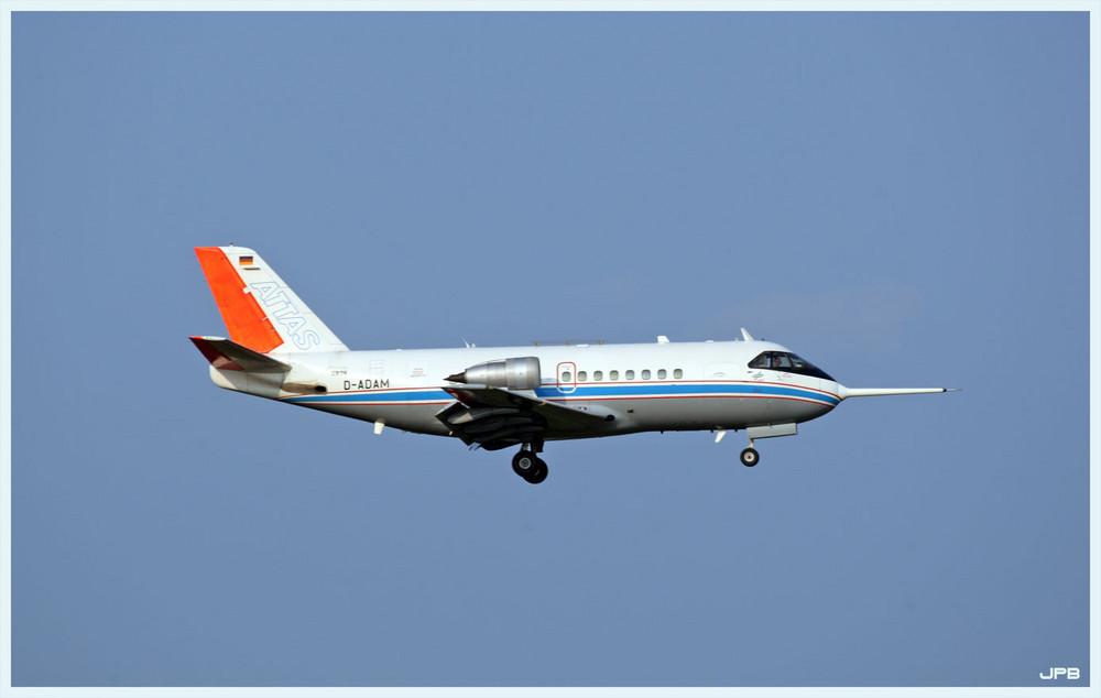 VFW Fokker-614 der DLR