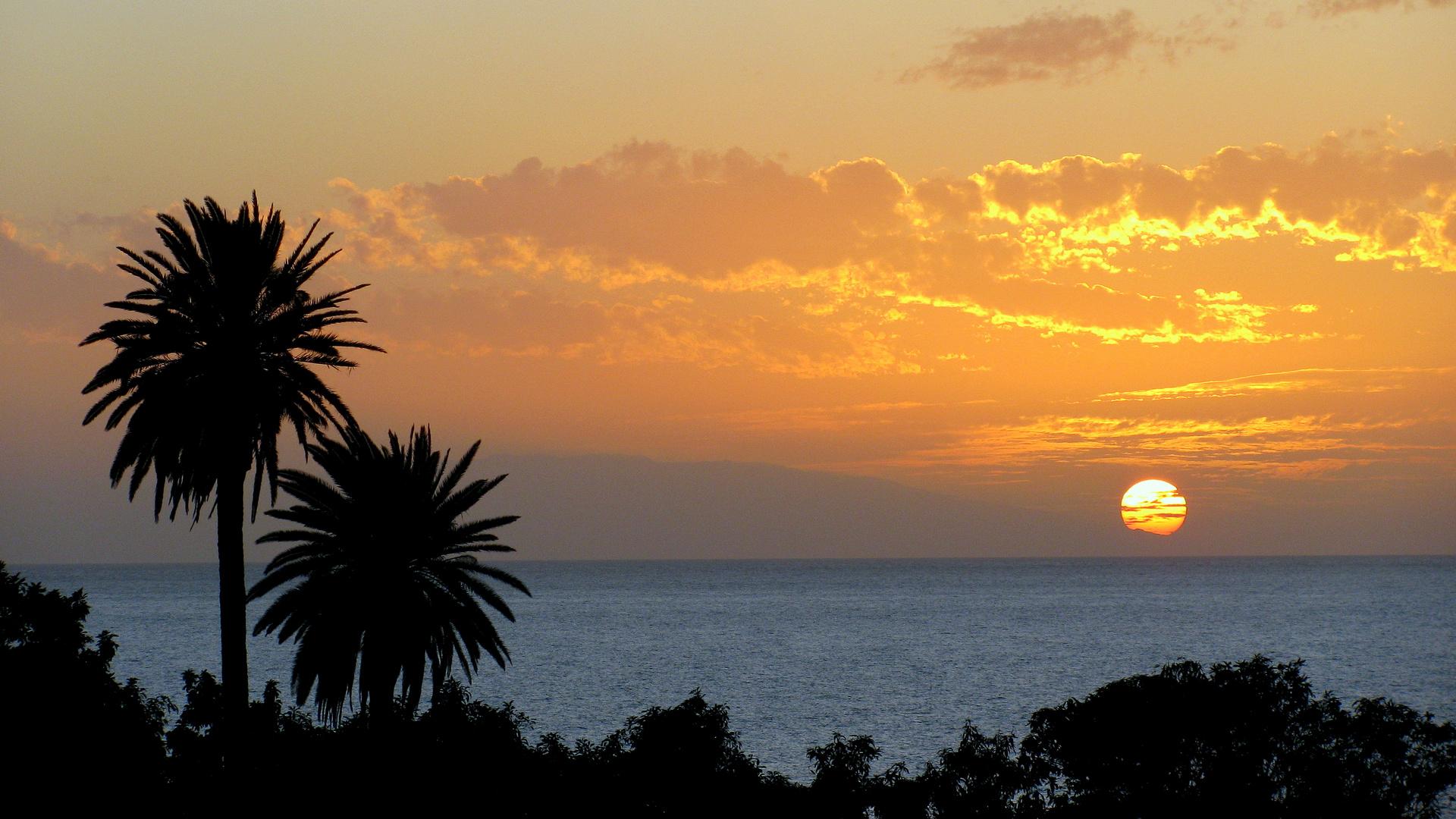 VGR - Sonnenuntergang